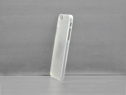 3D iPhone 6 Cover(Coated, Clear Frosted)