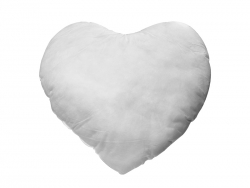 Heart Shape Pillow Cushion(41*39cm)