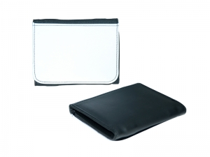Leatherette Wallet - Medium (13.7*10.7cm)
