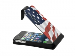 iPhone 4/4S Flip Case